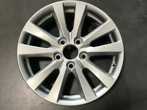 1 Factory Original Honda Civic Wheel Rim Silver 2012 16 X 6 1 2 64024