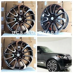 20 Range Rover Sport Land Rover Discovery Wheels Rims Set Of 4