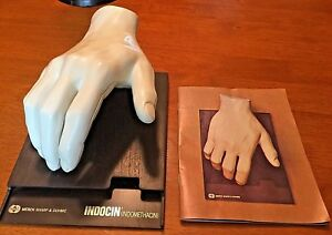 Vtg 1967 5 Piece Adv Merck Muscles Ligaments Bones Of The Hand Anatomical Model