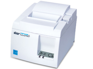 Star Micronics Tsp143iiilan Ethernet lan Thermal Receipt Printer With Auto cut