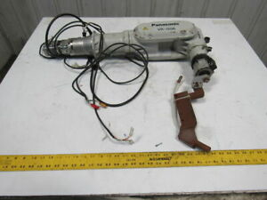 Panasonic Vr 006 Ya 1 Manipulator Robot Welder Wrist Assembly
