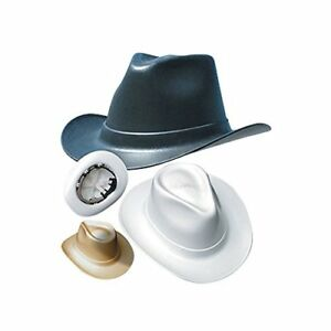 Occunomix Cowboy Style Hard Hats Color White