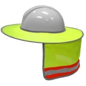 Ml Kishigo 2873 6 Full Brim Sun Shield Color Lime 3 Pack Include Free Sticker