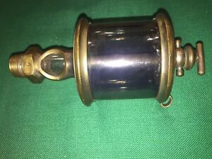 Vintage antique Oiler Powell s Patent Cinn O Steam Engine condition Unknown