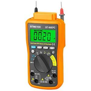 Multimeter Bt 90epc Auto Range Avometer Dmm 4000 Counts With Usb Pc link Ac