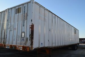 53 Hyundai Shipping Container 2006 06 Module Freight Ocean Chicago Dallas La