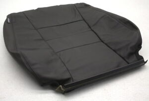 Nos Oem Escape Black Leather Front Right Upper Seat Cover 9l8z7864416pg
