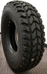 37x12 50r16 5 Goodyear M t Hummer Tire Military New Old Stock lt37x12 50r16 5