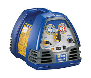 Yellow Jacket 95760 Recoverxlt Refrigerant Recovery Machine 2016 2017 Model