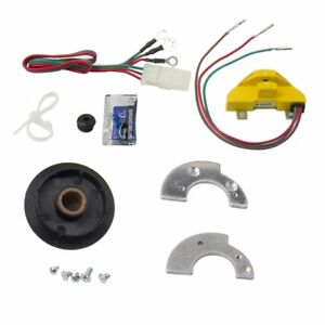 High Performance Ignition Conversion Kit points Eliminator Module Kit 2020