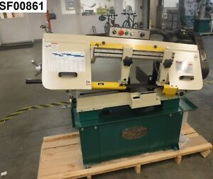 Grizzly 9 X 16 Metal Cutting Bandsaw Sample Machine