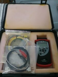 Meriam M130 Thermocouple Calibrator For Types B E J K N R S T