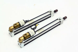 Lot Of 2 New Phd Ml 23864 Pneumatic Cylinder Ml23864