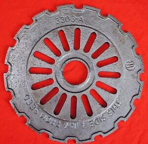 Indian Corn Tips Ends Seed Plate Ih Planter Hopper Farmall Cub Super A 140 C B