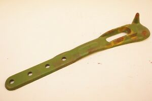 John Deere Sickle Mower Pitman Arm Strap Jd No 5 8 9 37 38 39 H22718h