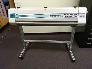 Ledco Xl 44 Pouch Laminator W Stand Mount Posters To Foam Board With Ease