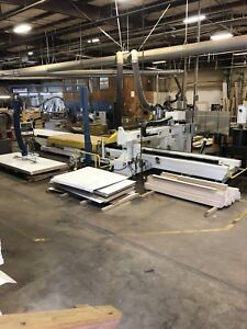 Northwood 3 Axis Ta512mt Iron Horse Cnc Machining Center 2012 Machine