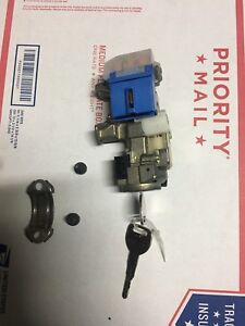 94 95 96 97 Honda Accord Ignition Lock And Cylinder Switch With Two Keys