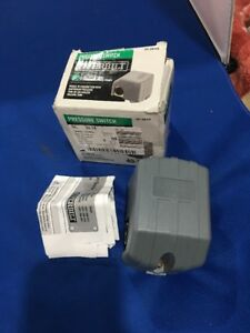 Everbilt 40 60 Pressure Switch Water Submersible Well Jet Pump 60 Psi Accessory