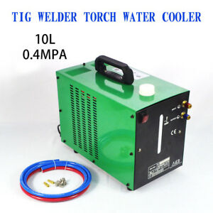New Powercool Wrc 300a 110v Tig Welder Torch Water Cooling Cooler W Flow Alarm