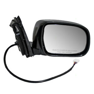 Fits Lexus Rx330 Rx400h Rx350 Passengers Side View Power Mirror Heated Memory