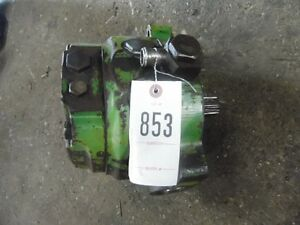 John Deere 4430 Tractor Hyd Pump Part r42668tag 853