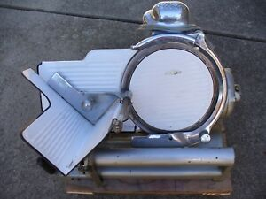 Globe Commercial Meat Slicer Local Pick up Only