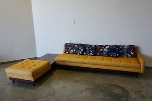 Mid Century Modern Adrian Pearsall Style Sectional Sofa