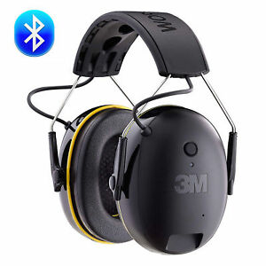 Hearing Protector Bluetooth Ear Muffs Hi fi Headset Sound Noise Protection 1 Pc