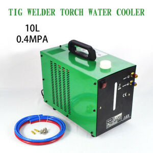 10l Powercool Wrc 300a 110v Tig Welder Torch Water Cooling Cooler
