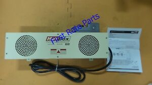Hubbell Aci1500 120 Heater Hot Box 1500w 120v Thermostat Fan Acl1500 120 Ac11500