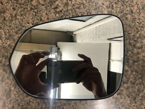 Lexus Nx Oem Left Side Mirror Glass 8796178040 Power Heat Blind Spot