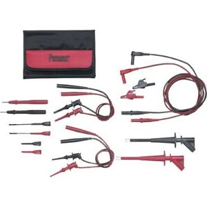 Pomona 5674c Deluxe Electronic Dmm Test Lead Kit New