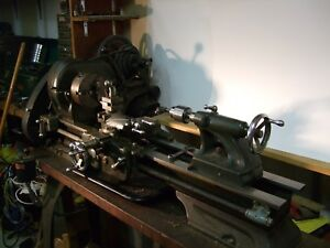 Atlas 10 Inch Lathe No Th 42 Change Gears Loaded Very Good Condition