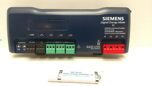 New Siemens Md p1 Mdbm Md Bm Bacnet modbus Digital Energy Power Meter