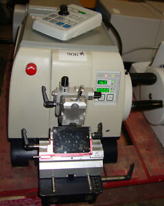 Leica Rm2255 2255 Fully Automated Rotary Microtome