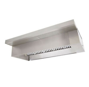 8 Type 1 Commercial Kitchen Hood