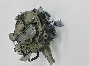 Rochester Quadrajet Carburetor 7040250 1970 Oldsmobile 350 Engine
