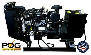 45 Kw Diesel Generator Perkins Heavy Duty Emergency Standby Genset