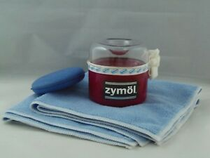 Zymol Rouge Repair Wax 8oz Jar New Authorized Reseller Two Free Microfiber