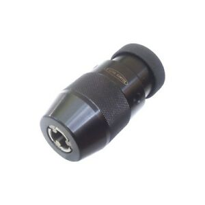 Keyless 1 32 5 8 Drill Chuck With Jacobs Taper 6 Mount Open Box