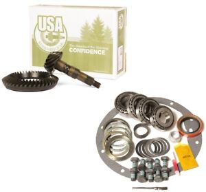 1972 1998 Gm 8 5 Chevy 10 Bolt 4 56 Ring And Pinion Timken Master Usa Gear Pkg