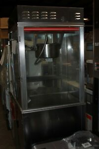 Gold Medal 16 Oz Popcorn Machine With Cabinet 1618ets