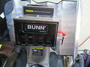 Used Bunn Commercial Coffee Maker machine Only C Series
