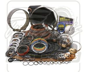 Ford 4r70w Transmission Raybestos Performance Red Deluxe L2 Rebuild Kit 96 03