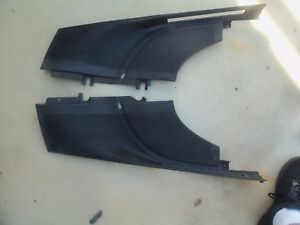 1966 1967 Oldsmobile Toronado L r Rear Deck Panels