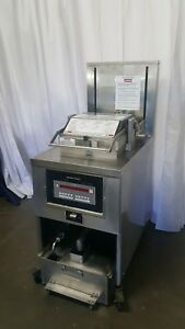Henny Penny Commercial High Volume Pressure Deep Fryer Model Pfe591 Electric