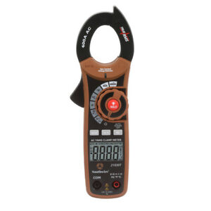 Southwire 21030t 400 Amp Ac True Rms Clamp Meter