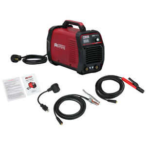 Amico 200 Amp Tig Torch arc stick Dc Inverter Welder Dual Voltage Igbt Welding