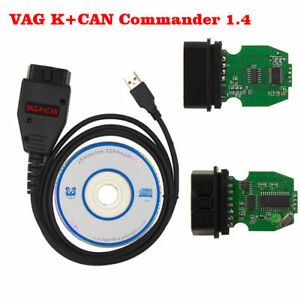 Vag K Can Commander 1 4 Obd2 Car Diagnostic Scanner Cable Tool For Vw Audi Skoda